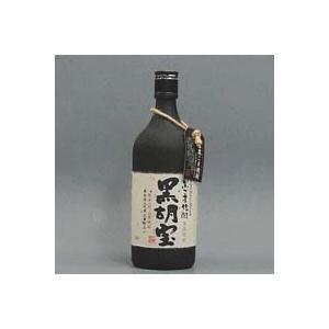 黒胡麻焼酎 黒胡宝 25゜ 720ml|morimoto