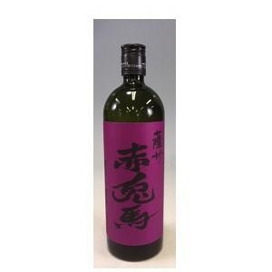 紫の赤兎馬 芋 25゜ 720ml|morimoto