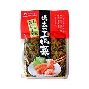 オギハラ食品 明太子高菜 80g袋|morimoto