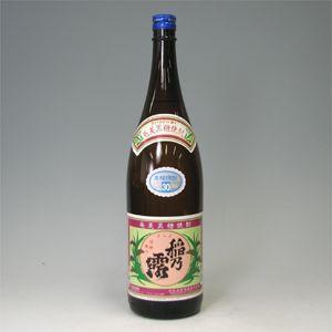 稲の露 30゜  黒糖 1800ml|morimoto