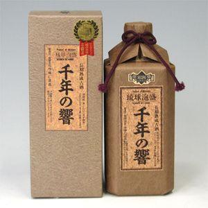 樽貯蔵古酒 千年の響43°720ml|morimoto