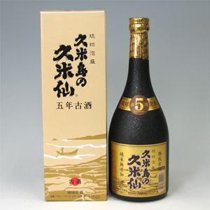 久米島の久米仙 5年古酒 40゜ 720ml|morimoto