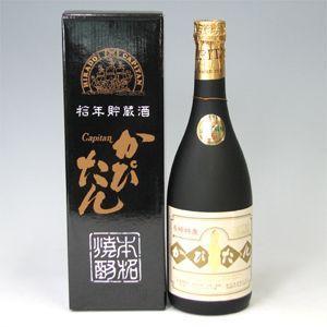 かぴたん 麦焼酎 10年貯蔵 35゜ 720ml|morimoto