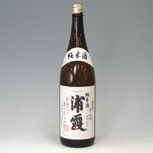 浦霞 純米酒 1800ml   morimoto