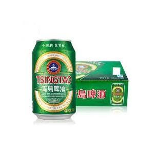 青島碑酒チンタオビール缶 330ml×24 |morimoto