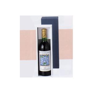 ワイン1本入り進物箱(布なし短もの) morimoto