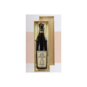 ワイン1本入り 木箱 morimoto