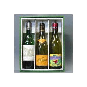 ワイン3本入り進物箱(布なし) morimoto