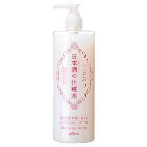 菊正宗 日本酒の化粧水 500ml|morimoto