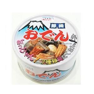 駒越食品 静岡おでん(つゆなし) 90g缶|morimoto