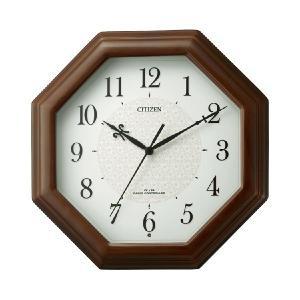 壁掛け時計 電波時計 4MYA30-006 ステップ秒針 文字入れ対応、有料 取り寄せ品|morimototokeiten