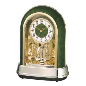 置き時計 シチズン メロディ電波時計 CITIZEN パルドリームR427 置時計4RN427-005 記念品に文字入れ対応、有料 取り寄せ品|morimototokeiten