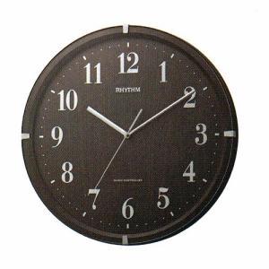 壁掛け時計 電波時計 8MY501SR06 ガラス面のみ文字入れ対応、有料 取り寄せ品|morimototokeiten