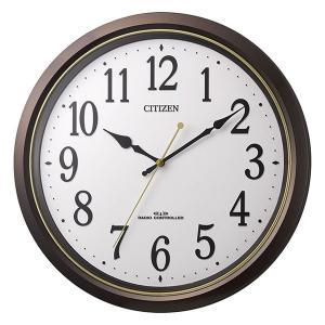 壁掛け時計 電波時計 8MY517-006 連続秒針 スイープ CITIZEN シチズン 文字入れ不可 取り寄せ品|morimototokeiten