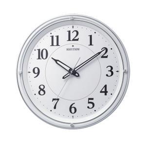 壁掛け時計 暗くなると文字板が光る 電波時計 8MY533SR03 文字入れ対応、有料 取り寄せ品|morimototokeiten