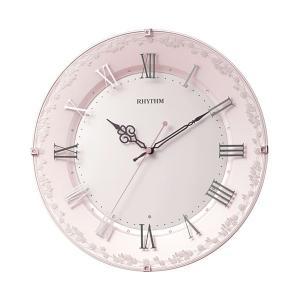 暗くなると秒針を止め 音がしない 壁掛け時計 電波時計 8MY538SR13 連続秒針 名入れ対応、有料 取り寄せ品|morimototokeiten