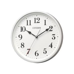 壁掛け時計 電波時計 8MYA42-003 連続秒針 スイープ CITIZEN シチズン 置掛兼用 文字入れ対応、有料|morimototokeiten