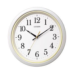 壁掛け時計 電波時計 8MYA43-003 連続秒針 スイープ CITIZEN シチズン 文字入れ対応、有料 取り寄せ品|morimototokeiten
