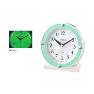 電子音 目覚時計 シチズン ライト付 目覚まし時計 CITIZEN 8RE652-005  セリア 文字入れ対応、有料 取り寄せ品|morimototokeiten