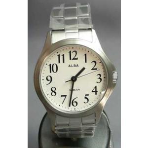 ALBA アルバ 男性用腕時計 AABS025 名入れ刻印対応、有料 取り寄せ品|morimototokeiten