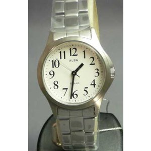 ALBA アルバ 女性用 腕時計 AADS025 名入れ刻印対応、有料 取り寄せ品|morimototokeiten