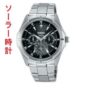 セイコー SEIKO WIRED ワイアード AGAD032 ソーラー メンズ 腕時計 刻印対応、有料 取り寄せ品|morimototokeiten