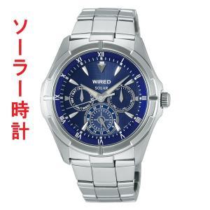 セイコー SEIKO WIRED ワイアード AGAD033 ソーラー メンズ 腕時計 刻印対応、有料 取り寄せ品|morimototokeiten