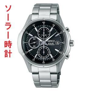 セイコー SEIKO WIRED ワイアード AGAD057 ソーラー時計 男性用 腕時計 刻印対応、有料 取り寄せ品|morimototokeiten