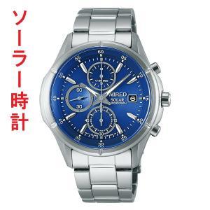 セイコー SEIKO WIRED ワイアード AGAD058 ソーラー時計 男性用 腕時計 刻印対応、有料 取り寄せ品|morimototokeiten