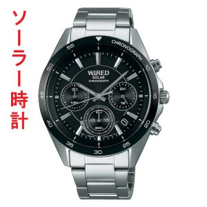 セイコー SEIKO WIRED ワイアード AGAD087 ソーラー時計 男性用 腕時計 刻印対応、有料 取り寄せ品|morimototokeiten