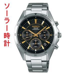 セイコー SEIKO WIRED ワイアード AGAD089 ソーラー時計 男性用 腕時計 刻印対応、有料 取り寄せ品|morimototokeiten
