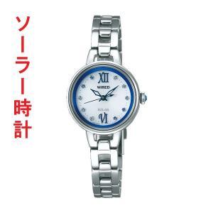 セイコー SEIKO WIRED F ワイアード エフ AGED092 ソーラー時計 女性用 腕時計 刻印対応、有料 取り寄せ品|morimototokeiten