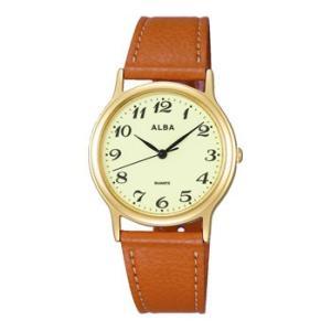 ALBA アルバ 男性用腕時計 AIGN001 アルバウオッチ 名入れ刻印対応、有料|morimototokeiten