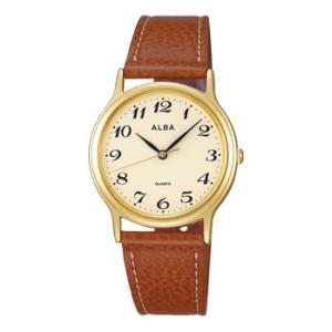 ALBA アルバ 男性用腕時計 AIGN002 アルバウオッチ 名入れ刻印対応、有料 取り寄せ品|morimototokeiten