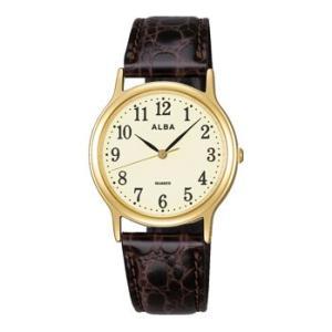 ALBA アルバ 男性用腕時計 AIGN003 アルバウオッチ 名入れ刻印対応、有料 取り寄せ品|morimototokeiten