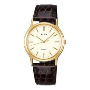 ALBA アルバ 男性用腕時計 AIGN004 アルバウオッチ 名入れ刻印対応、有料 取り寄せ品|morimototokeiten