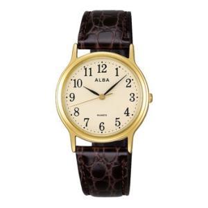 ALBA アルバ 男性用腕時計 AIGN006 アルバウオッチ 名入れ刻印対応、有料|morimototokeiten
