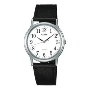 ALBA アルバ 男性用腕時計 AIGN007 アルバウオッチ 名入れ刻印対応、有料 取り寄せ品|morimototokeiten