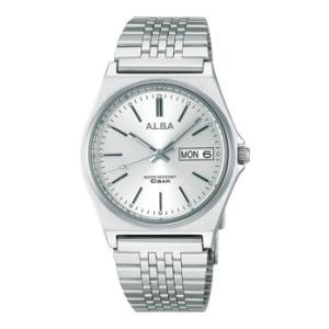ALBA アルバ  男性用腕時計 AIGT003 ルミブライト付 メンズウオッチ 名入れ刻印対応、有料 取り寄せ品|morimototokeiten
