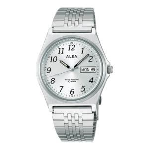 ALBA アルバ  男性用腕時計 AIGT004 ルミブライト付 メンズウオッチ 名入れ刻印対応、有料 取り寄せ品|morimototokeiten