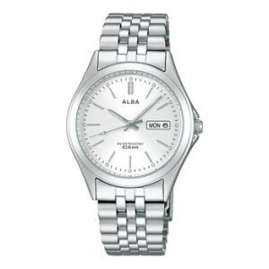 ALBA アルバ  男性用腕時計 AIGT008 ルミブライト付 メンズウオッチ 名入れ刻印対応、有料 ZAIKO|morimototokeiten