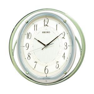 セイコー SEIKO メロディ掛時計 振り子付き 電波時計 壁掛け時計 AM262M 文字入れ対応、有料 取り寄せ品|morimototokeiten
