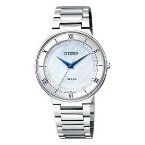 シチズン ソーラー時計 AR0080-58A エクシード 男性用腕時計 CITIZEN EXCEED 名入れ刻印対応、有料 取り寄せ品|morimototokeiten