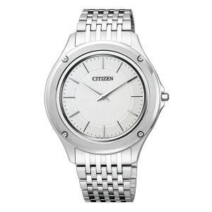 腕時計 メンズ シチズン ソーラー時計 CITIZEN エコ・ドライブ ワン AR5000-68A 取り寄せ品 刻印不可|morimototokeiten