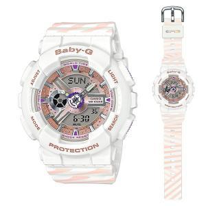 カシオ ベビーG BA-110CH-7AJF 女性用腕時計 CASIO Baby-G 国内正規品 10文字まで刻印対応、有料 取り寄せ品|morimototokeiten