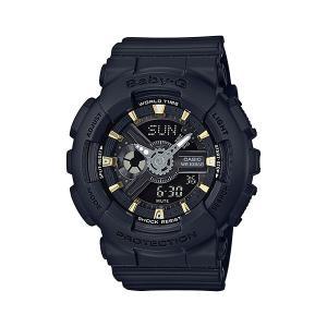 カシオ ベビーG BA-110GA-1AJF CASIO Baby-G 女性用 腕時計 アナデジ 国内正規品 取り寄せ品|morimototokeiten