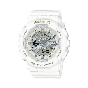 カシオ ベビーG BA-110GA-7A1JF CASIO Baby-G 女性用 腕時計 アナデジ 国内正規品 取り寄せ品|morimototokeiten