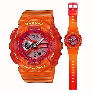 カシオ ベビーG BA-110JM-4AJF 女性用 腕時計 CASIO Baby-G アナデジ 国内正規品 取り寄せ品|morimototokeiten