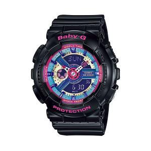CASIO Baby-G カシオ ベビーG 女性用 腕時計 BA-112-1AJF 国内正規品  取り寄せ品|morimototokeiten