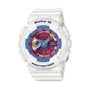 CASIO Baby-G カシオ ベビーG 女性用 腕時計 BA-112-7AJF 国内正規品  取り寄せ品|morimototokeiten